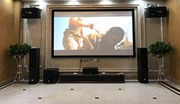 入门级的至美享受,丹麦达尼打造高性价比独立影音室