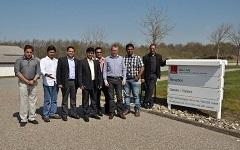 我们的印度代理商Kripa以及印度的高保真杂志AV MAX于五月初来到了丹麦总部进行参观。