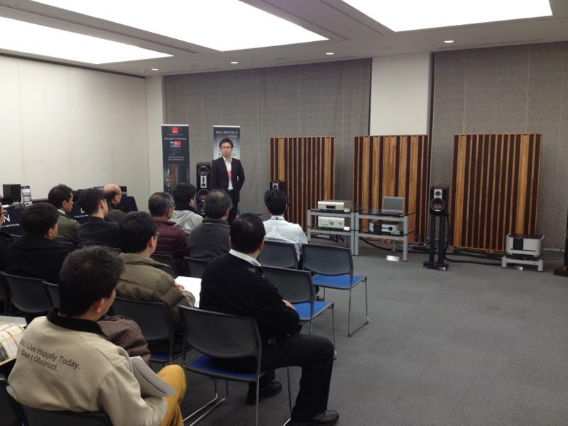 2013名古屋音响展–日本