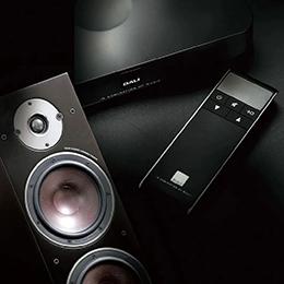 无线你的音乐世界――DALI OBERON C达尼博睿系列主动版音箱