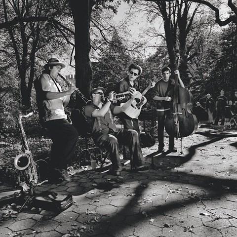 Tin Pan乐队