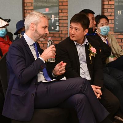 施坦威新闻发布会于北京音响展首日成功举办