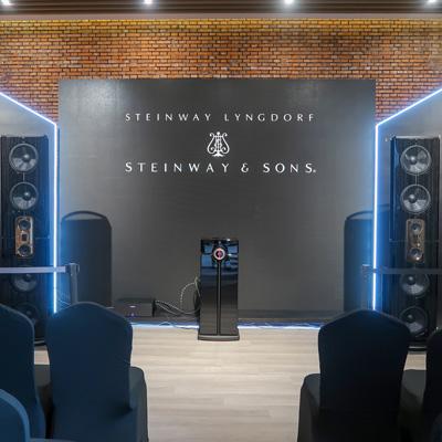 北京国际音响展施坦威展厅&达尼展厅回顾