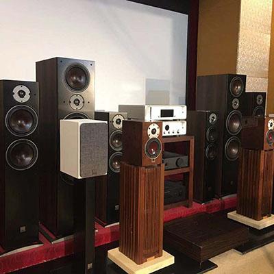 音响也潮流:达尼OBERON 9 南京金陵音响直播分享会