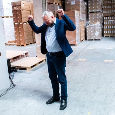 DALI丨达尼CEO Lars入职30周年纪念活动