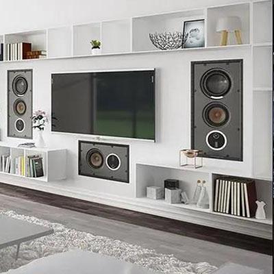 DALI|别墅影音室的高端空间体验独享视听盛宴