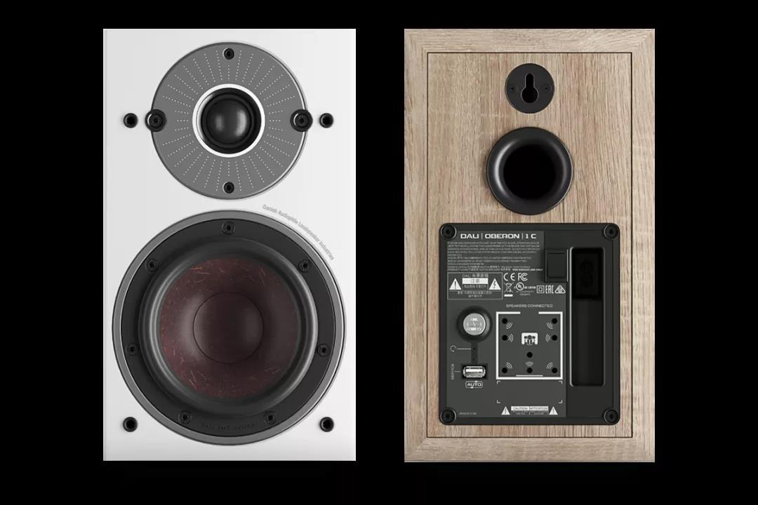 DALI丨SoundStage!网站测评—Oberon 1 C(达尼博睿)有源音箱和Sound Hub无线发射器